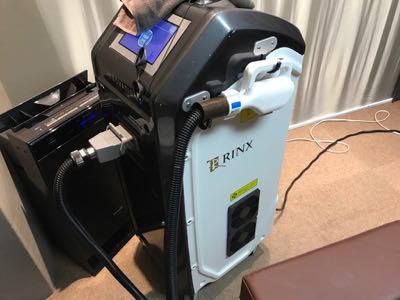 rinxの脱毛機イノベーション