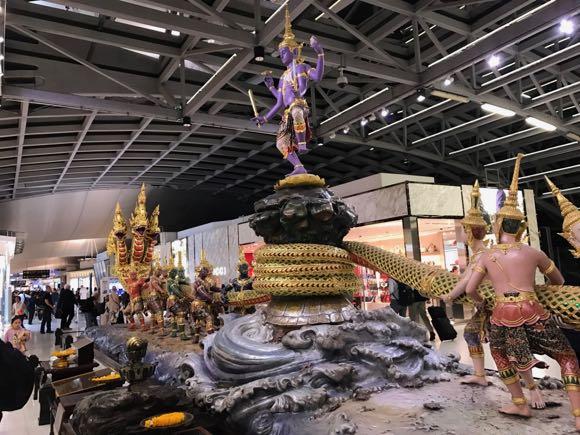 タイの空港