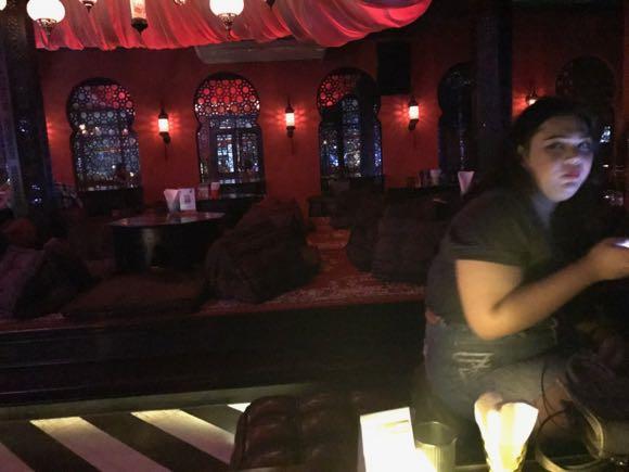 タイのクラブで国際恋愛