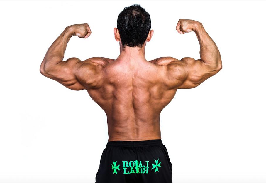 筋肉マッチョの画像