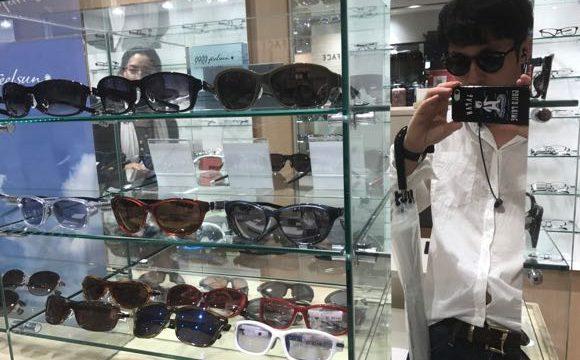 メンズサングラスをリサーチ!